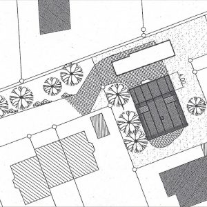 Grundstück mit Entwicklungspotenzial Hamburg Norden Neubau Einfamilienhaus Doppelhaus Familienhaus Grundstücksplan