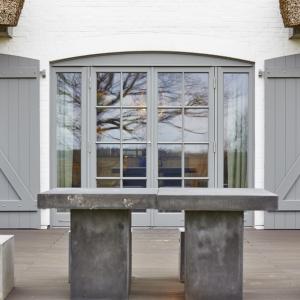Reetdach Haus Föhr Oldsum Sylt Amrum Terrasse