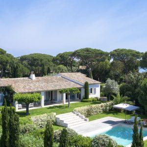Villa unweit vom Strand Saint-Tropez