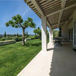 Villa unweit vom Strand Saint-Tropez Garten
