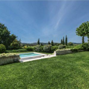 Villa unweit vom Strand Saint-Tropez Pool