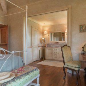 Villa Saint-Tropez Cote d`Azur Schlafzimmer Master-Bedroom