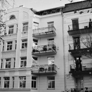 Eigentumswohnung Altbau Wohnung Eimsbüttel Hochparterre Erdgeschoss Jugendstil