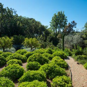 Villa Saint-Tropez Ramatuelle Bastide Cote d`Azur Ferienhaus Garten Paradies