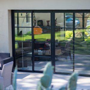 Villa Saint-Tropez Ramatuelle Bastide Cote d`Azur Ferienhaus Garten Terrasse