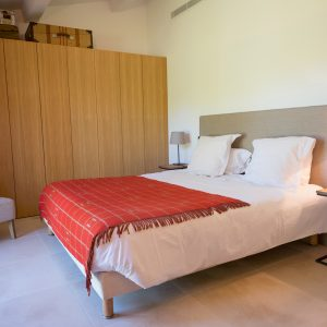 Villa Saint-Tropez Ramatuelle Bastide Cote d`Azur Ferienhaus Gäste Schlafzimmer