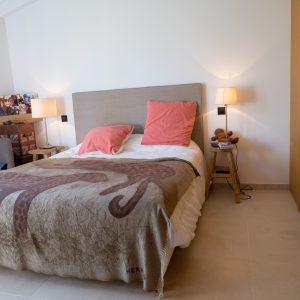 Villa Saint-Tropez Ramatuelle Bastide Cote d`Azur Ferienhaus Schlafzimmer