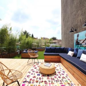 Saint-Tropez Cote d`Azur Wohnung Garten Terrasse