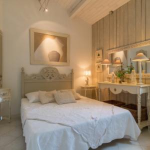 Villa Saint-Tropez Ramatuelle Landsitz Cote d`Azur Ferienhaus Schlafzimmer