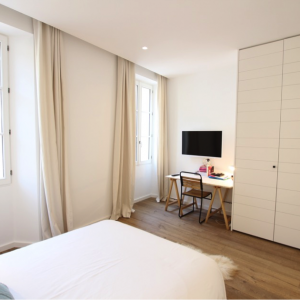 Saint-Tropez Cote d`Azur Wohnung Schlafzimmer
