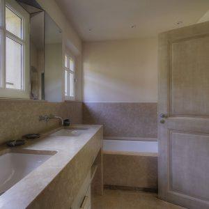 Villa Saint-Tropez Ramatuelle Cote d`Azur Ferienhaus Vollbad