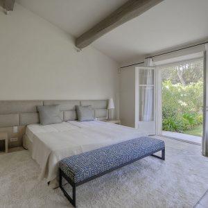 Villa Saint-Tropez Ramatuelle Cote d`Azur Ferienhaus Schlafzimmer