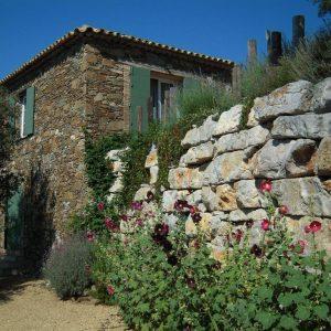 Villa La Garde Freinet Landsitz Cote d`Azur Ferienhaus Pool Garten Terrasse