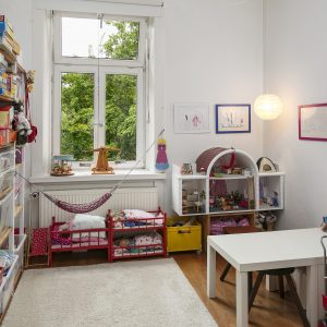 Jugendstilhaus mit Entwicklungspotenzial Hamburg Lokstedt Kinderzimmer