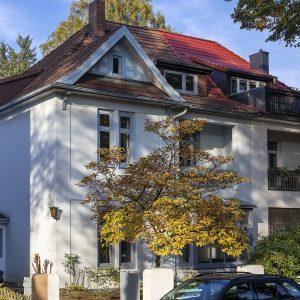 Jugendstilhaus mit Entwicklungspotenzial Hamburg Lokstedt