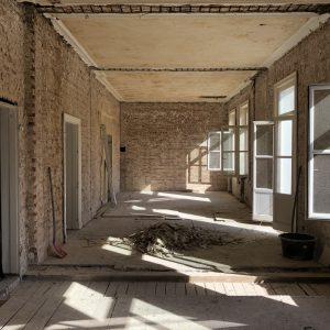 Stadtvilla Villa Altbau Hamburg Ottensen Projektentwicklung Umbau Sanierung Dachausbau Historischer Hohe Decken Altbau