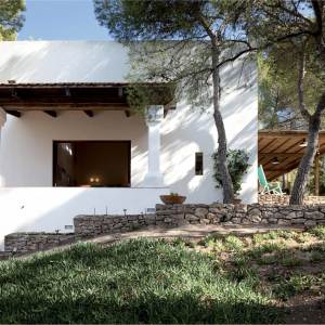 Formentera Ibiza Villa Terrasse