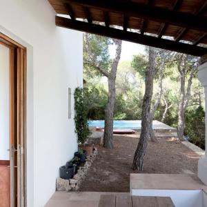 Formentera Ibiza Villa Pool Terrasse Garten