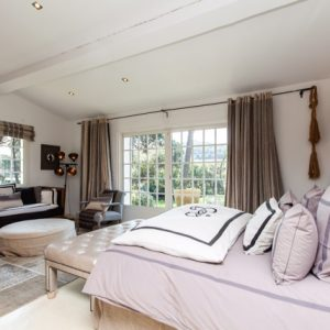 Villa Saint-Tropez Ramatuelle Landsitz Cote d`Azur Ferienhaus Villa Schlafzimmer Suite
