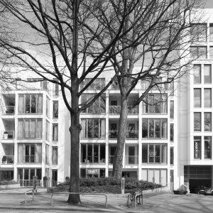 Eigentumswohnung Hamburg Rotherbaum Neubau Modern Architektur
