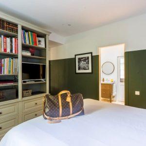 La Cachette Villa Saint-Tropez Master-Bedroom