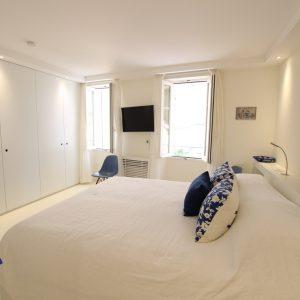 Fischerhaus Saint-Tropez Cote d`Azur Ferienwohnung Schlafzimmer