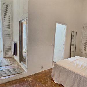 Apartment Saint-Tropez Cote d`Azur Ferienwohnung Schlafen Badezimmer