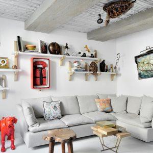Apartment Loft Saint-Tropez Cote d`Azur Ferienwohnung Wohnen Lounge Essen