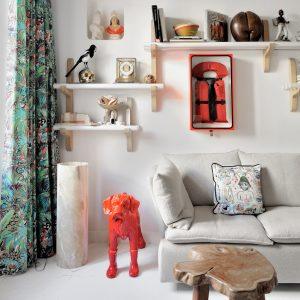 Apartment Loft Saint-Tropez Cote d`Azur Ferienwohnung Wohnen Lounge