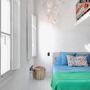 Apartment Loft Saint-Tropez Cote d`Azur Ferienwohnung Schlafzimmer Galerie