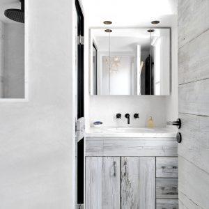 Apartment Loft Saint-Tropez Cote d`Azur Ferienwohnung Badezimmer
