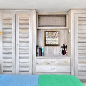 Apartment Loft Saint-Tropez Cote d`Azur Ferienwohnung Schlafen Ankleide