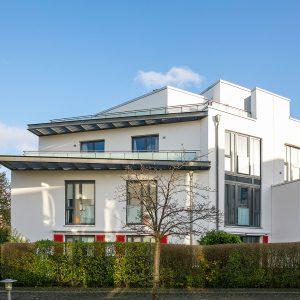 Stadthaus Lokstedt Verkauf Terrasse