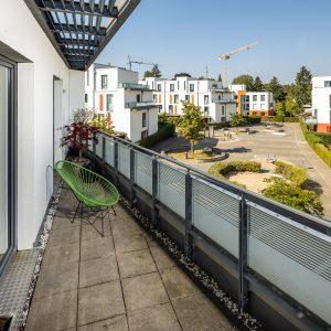 Stadthaus Lokstedt Verkauf Dachterrasse