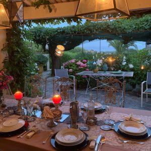 Sommerhaus Saint-Tropez - Terrasse