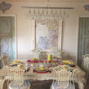 Sommerhaus Saint-Tropez - Esszimmer