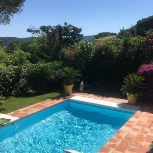 Sommerhaus Saint-Tropez - Pool