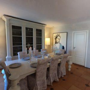 Private Domain Saint-Tropez Essbereich