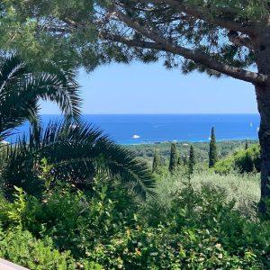 Sommerhaus Saint-Tropez - Meerblick