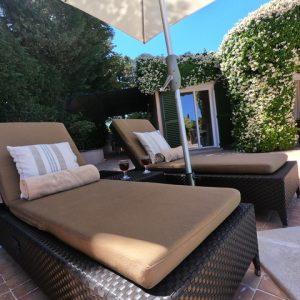 Private Domain Saint-Tropez Lounge