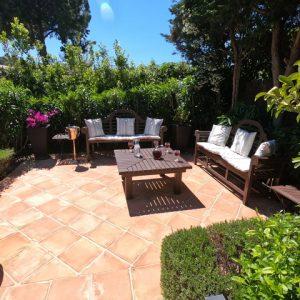 Private Domain Saint-Tropez Sonnenterrasse
