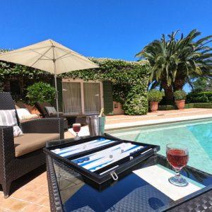 Private Domain Saint-Tropez Pooldeck