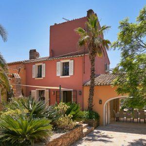 Einzigartig - Villa unweit vom Les Salins Beach