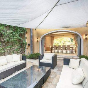 Einzigartig - Villa Terrasse