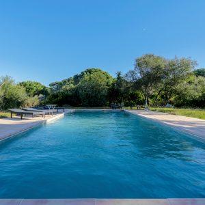 Bastide Ramatuelle Pool