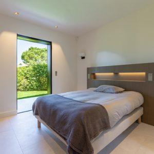 Saint-Tropez Villa Schlafzimmer
